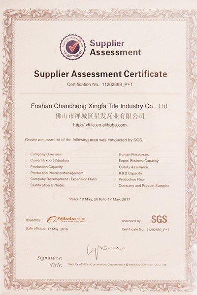 certificate 6