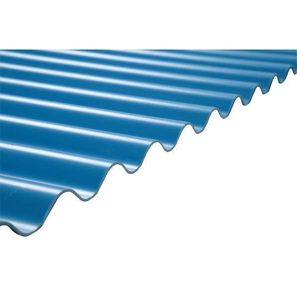 UPVC Corrugated roof sheet   B1100