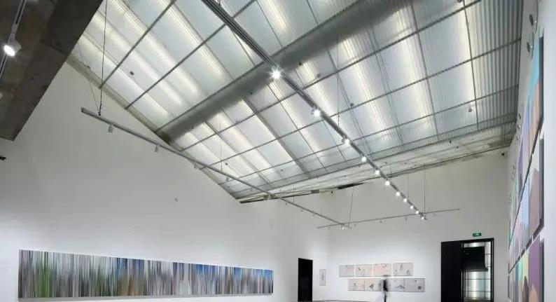 pvc translucent roof sheet