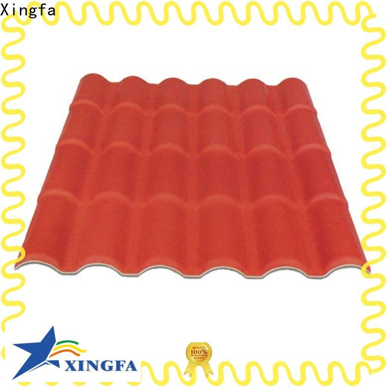 high-quality lightweight roof tiles with good price for villa
