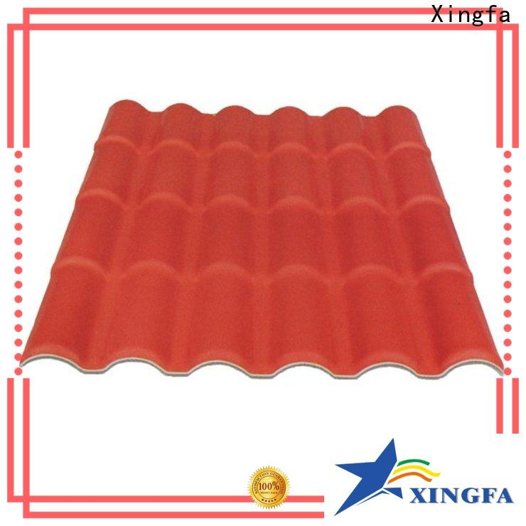 custom lightweight roof tiles supplier for warehouse