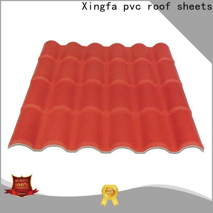 custom lightweight roof tiles directly sale for warehouse