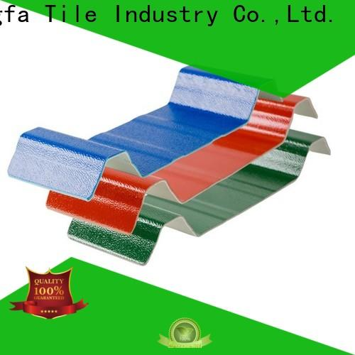 Xingfa custom corrugated roof sheets factory for warehouse