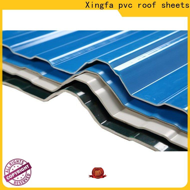 Xingfa wholesale pvc roof sheet factory for factory