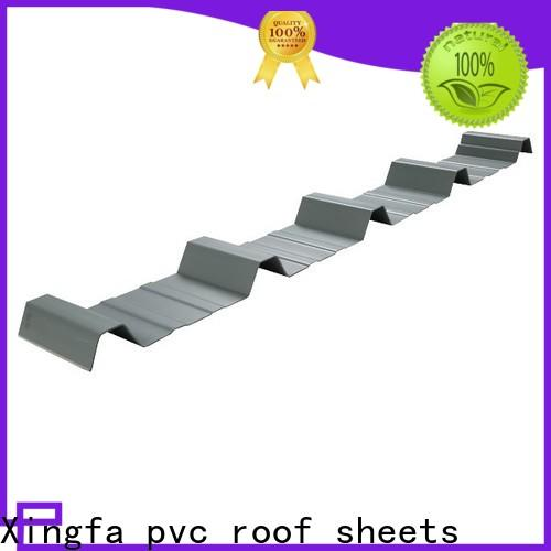 Xingfa top pvc roof panels factory for factory