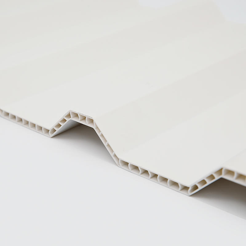 PVC Hollow Roof Sheet