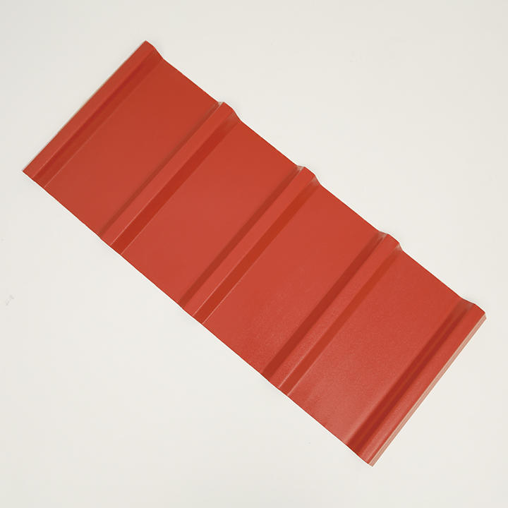 ASAPVC Roof Sheet Red Color  H1075