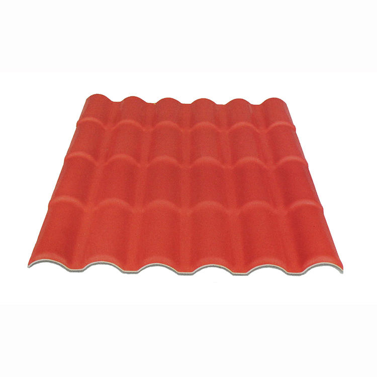 ASA Synthetic Resin Roof Sheet with Fiber Mesh