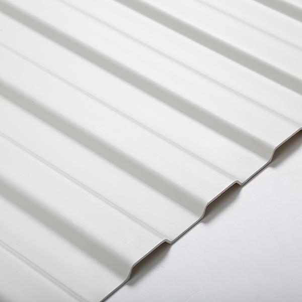 ASAPVC Wall Plain Roof tile