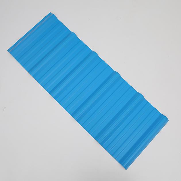 T1130 Blue color UPVC Roof Sheet