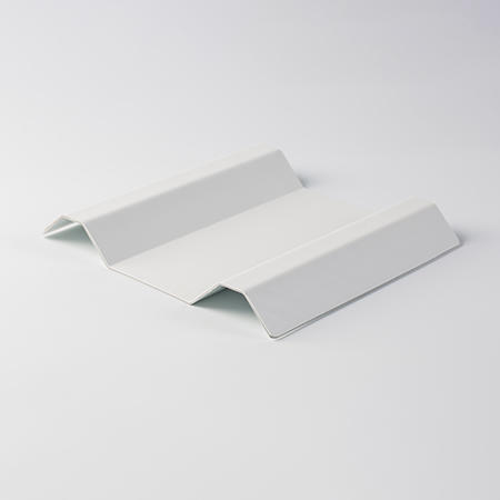 T1075 - UPVC Trapezium Roof Sheet