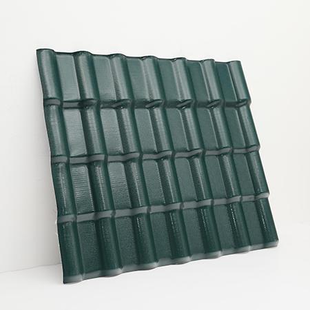 Deep Green ASA Synthetic Resin Roof Sheet-Royal 1050