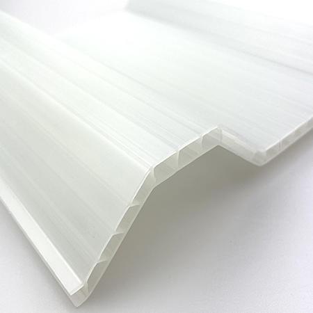 UPVC Translucent twins roof panel  H885