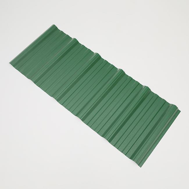 XINGFA ASA UPVC Roof tile Trapezium T1130