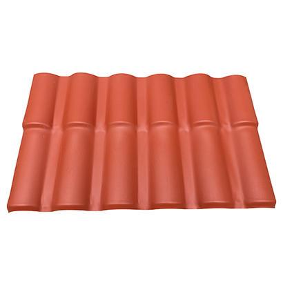 ROMA Style ASA Resin PVC Roof Tile