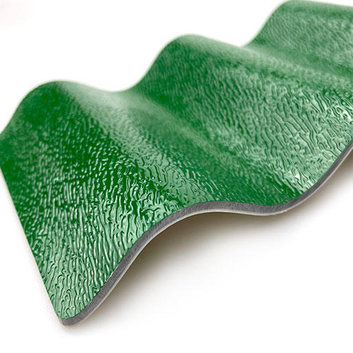 ASA PVC Corrugated Roof Sheet