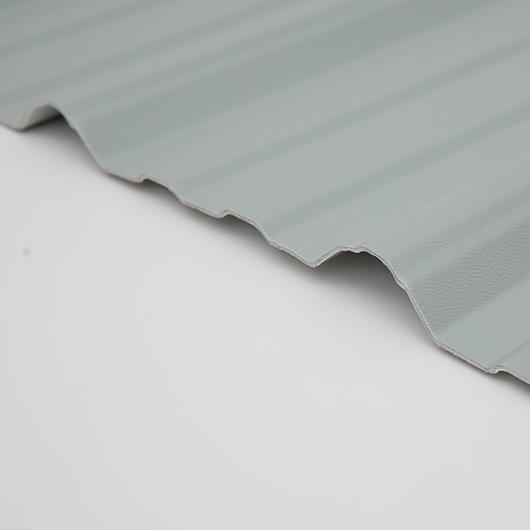 ASA UPVC roofing sheet grey color T1130
