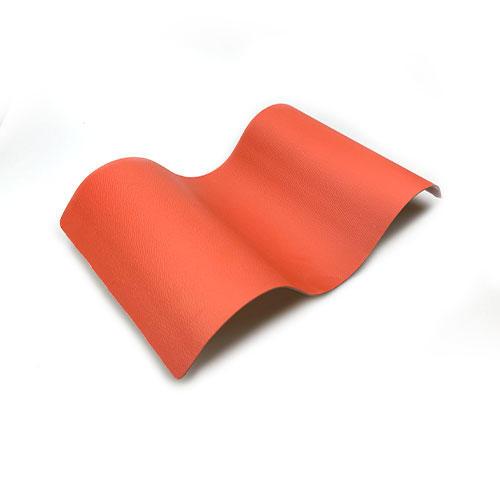 ASA Corrugated PVC Roof Tile P7